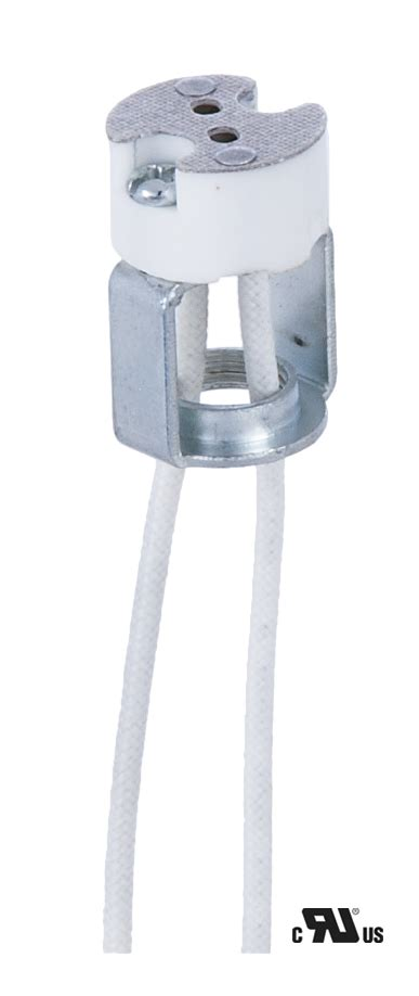 halogen sockel g4 porcelain bi pin halogen socket fits g4 g5 3 gx5 3 g6