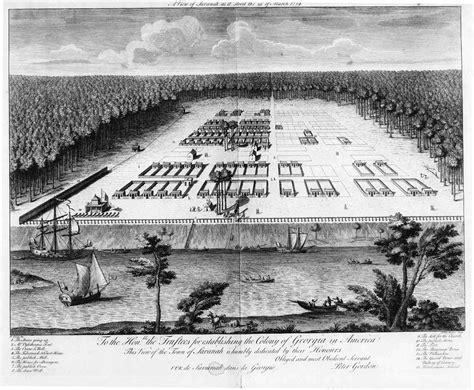 Planter S House georgia colonization