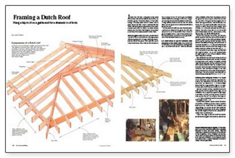 Gable Roof Addition To A Hip Roof Gable Roof Roof Has Elements Of Both A Gable