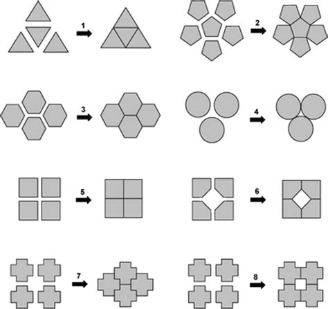 design concept hexagon synthetic architecture of interior space for inorganic