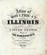 Moultrie County Search Moultrie County 1875 Illinois Historical Atlas