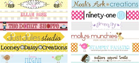 etsy pattern website review etsy shop banner buttons jumping jax designs