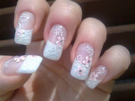 imagenes uñas para boda 161 me encantan 20 dise 241 os de u 241 as decoradas para primera