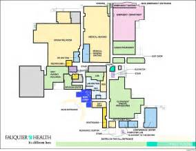Clinic Floor Plan Exles Virginia Cancer Treatment Doctor Fauquier Health