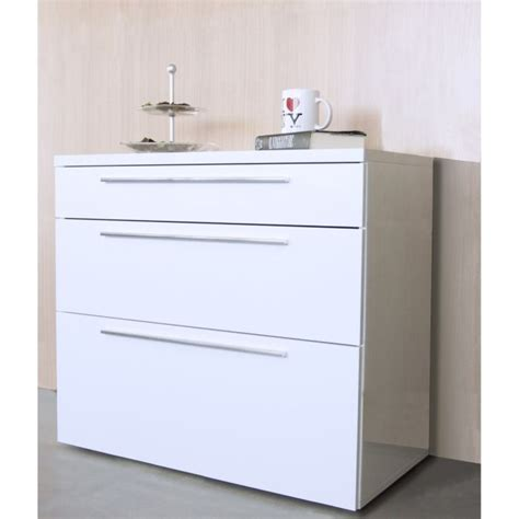 Commode Laquee Blanche Design by Commode Laque Blanche Maison Design Wiblia