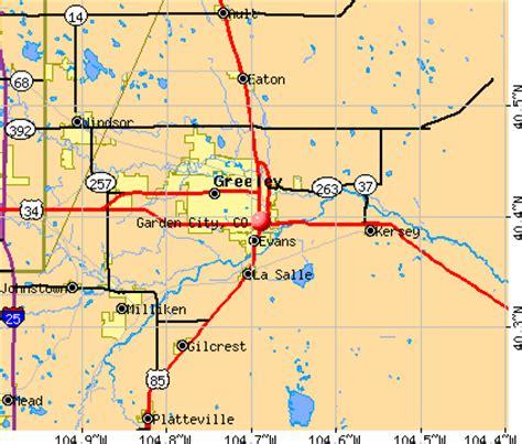 Garden City Colorado Garden City Colorado Co 80631 Profile Population Maps