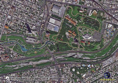 imagenes satelitales quickbird gratis triplesat satellite image of monterrey mexico satellite
