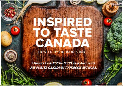 Taste Canada by Vancouver Is All About The In And