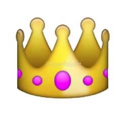 Spot Duvet Cover Quot Crown Emoji Quot Throw Pillows By Chloe Hebert Redbubble