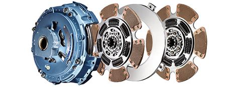 Commercial Vehicle Clutches For Production And Aftermarket