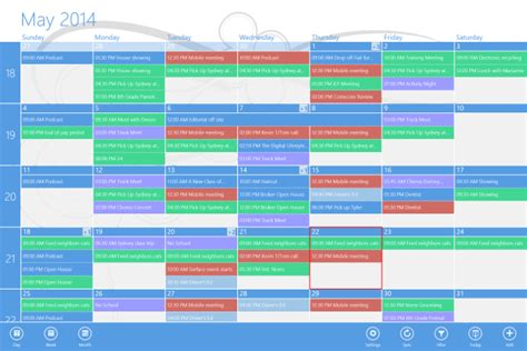 sync google calendar with windows 8 calendar app