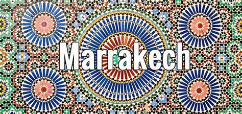 visiter marrakech en   faire  voir en