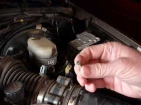 abs brake control module replacement youtube