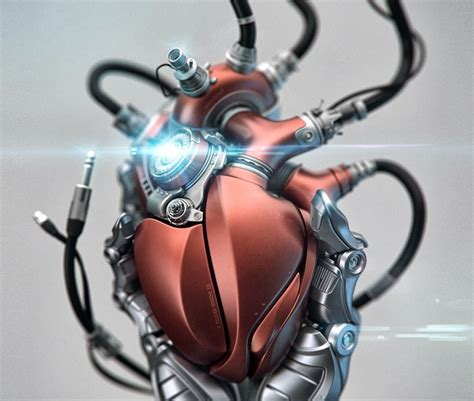 love mechanical heart iron man download hd love