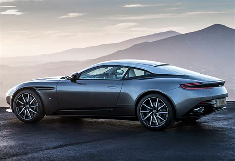 2017 aston martin db11 coupe specifications photo