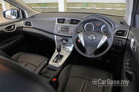 nissan sylphy 2010 interior nissan sylphy b17 2014 interior image 2766 in malaysia