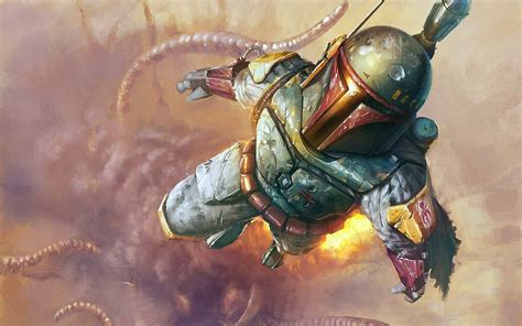 Bobba Black Alive Arts boba fett wallpapers wallpaper cave