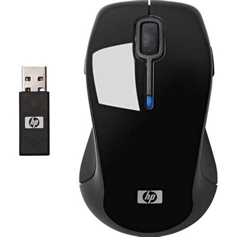 hp wireless optical comfort mouse hp wireless eco comfort mouse black fk521aa aba b h photo
