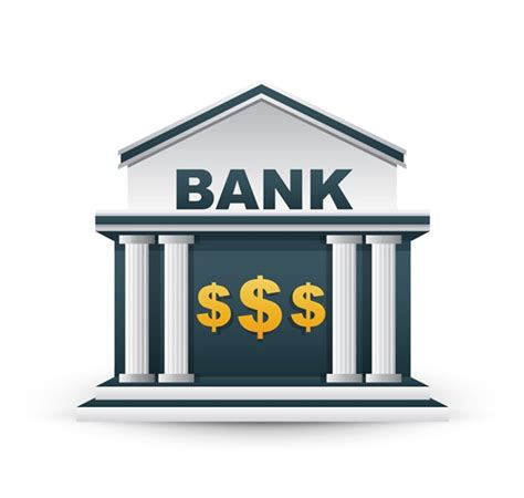 Image De Banc by Dollar Sign Bank Building Vector Graphics My