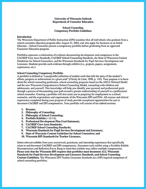 Counseling Resume by Outstanding Counseling Resume Exles To Get Approved