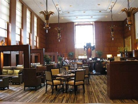 The Bank Restaurant Picture Of The Westin Minneapolis