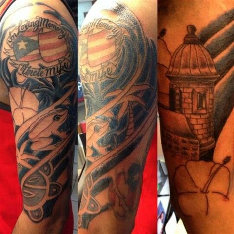 puerto rican tattoo designs