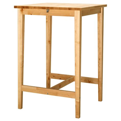Kitchen Bar Table Ikea Bj 214 Rkudden Bar Table Ikea Three Of These Would Fit Against The Wall To Create A Counter