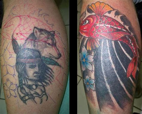 tattoo cover up utah copertura con carpa orientale tattoo