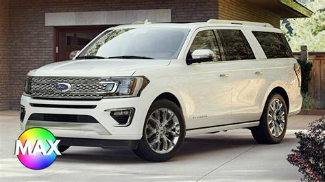 Ford Expedition Max by 2018 Ford Expedition Max Colors
