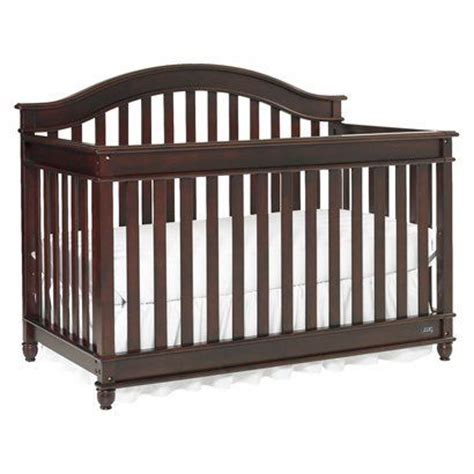 Consumer Report Cribs by Europa Baby Palisades Convertible Crib Cherry Consumer