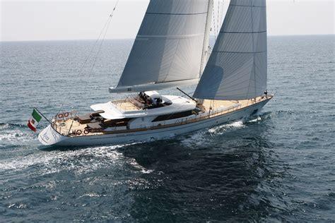 show sailing yacht fivea sailing yacht by perini navi yacht charter