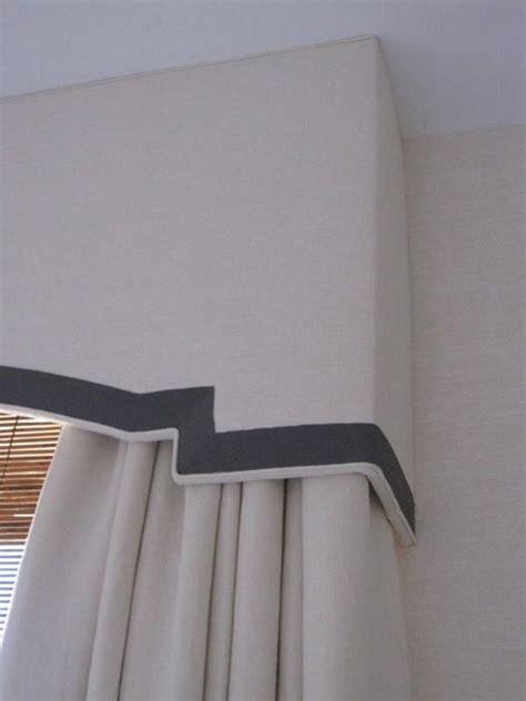 Drapery Cornice cornice board detail window treatments cornices cornice boards and bamboo blinds