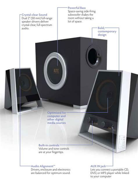 Speaker 2 1 Altec Lansing Vs2621 altec lansing vs2621 2 1 channel speaker