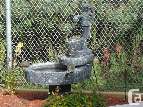 garden fountains for sale in toronto outdoor furniture