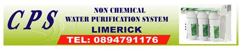 cps water purification systems water filters in limerick