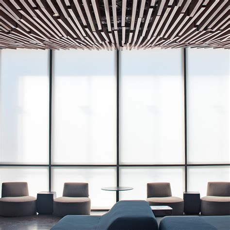 Modular Ceiling Systems Ceiling Systems Suspense From Haver Boecker