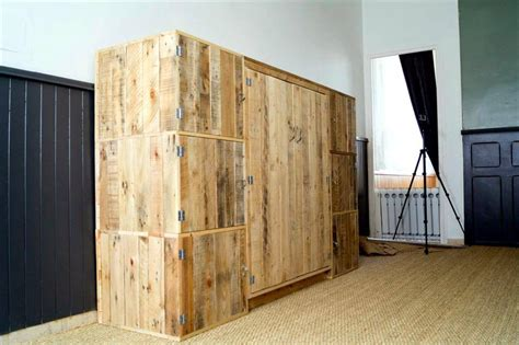 how to build a closet in a room with no closet build a dressing room with pallets for free