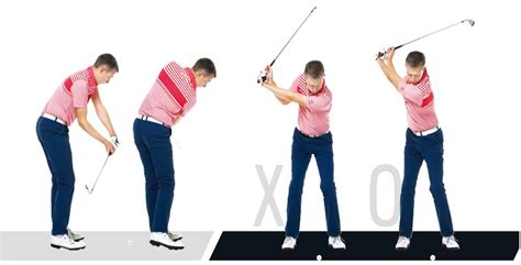 swing left to swing right downswing shoulders too fast swingstation