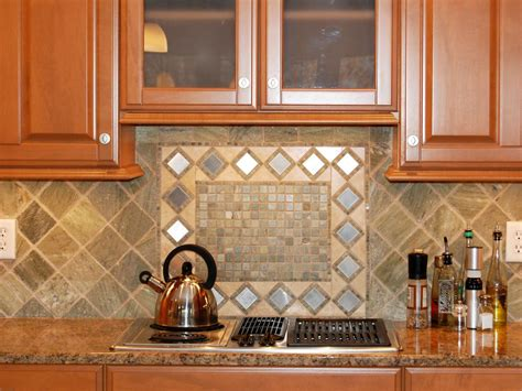 how to tile a kitchen backsplash kitchen backsplash tile ideas hgtv