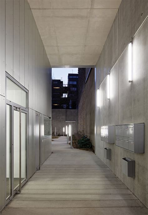 gallery of 58 social housing in antibes atelier pirollet gallery of social housing units in paris atelier du pont 8
