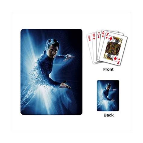 Jets Gift Card - jet li playing cards stars on stuff
