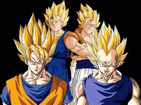 Imagenes Goku Y Vegeta | goku y vegeta imagenes de dibujos animados
