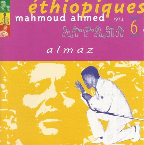 Ethiopiques Vol 4 Vinyl - mahmoud ahmed 201 thiopiques 6 almaz cd album at discogs