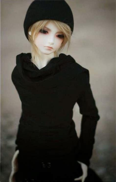 sad dolls im  lonely
