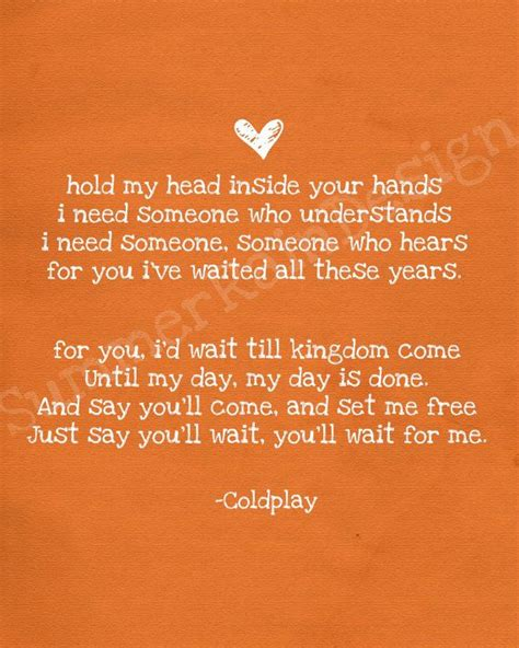 coldplay kingdom come airplay quotes image quotes at hippoquotes com