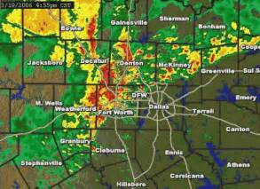 dallas weather map calls during flooding