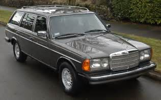 Mercedes 300td 1984 Mercedes 300td No Reserve German Cars For Sale