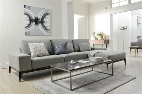 What Colour Walls With Grey Sofa by What Colour Furniture Goes With Grey Walls The Dwell