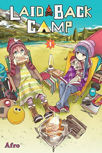Laid Back Camp Manga Anime Planet