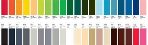 sophisticated colors colour chart ncsresins